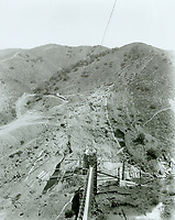 1924 Construction of the Lake Hollywood Dam