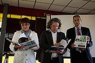 Presentatie boek 'Lauwersland. Verguld hart van het wad', samengesteld door/in opdracht van Stichting TOOL.