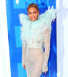 Beyonce at The 2016 MTV Video Music Awards.<br />(Madison Square Garden, NYC)