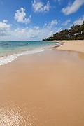 Kokololio Beach Park, Laie, Oahu, Hawaii
