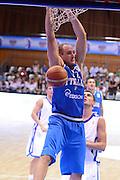 CHOMUTOV 18 AGOSTO 2012<br /> BASKET FIP NAZIONALE ITALIANA<br /> ITALIA - REPUBBLICA CECA<br /> NELLA FOTO Marco Cusin<br /> FOTO CIAMILLO