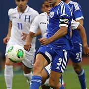Ben Haim Tal, Israel, in action during the Israel V Honduras  International Friendly football match at Citi Field, Queens, New York, USA. 2nd June 2013. Photo Tim Clayton