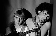 Dexys Midnight Runners with Kevin Rowland and Helen O'Hara  - UK Northern Soul 1982 Photographs