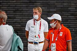 Thieme Andre, GER<br /> Olympic Games Tokyo 2021<br /> © Hippo Foto - Stefan Lafrentz<br /> 07/08/2021