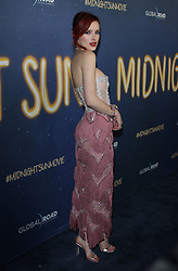The Midnight Sun Premiere. 15 Mar 2018 Pictured: Bella Thorne. Photo credit: Jaxon / MEGA TheMegaAgency.com +1 888 505 6342