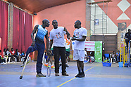 Para-Badminton Coaches and Players