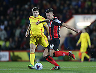 AFC Bournemouth defender Baily Cargill during the Capital One Cup match between Bournemouth and Liverpool at the Goldsands Stadium, Bournemouth, England on 17 December 2014.