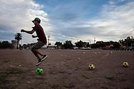 Lo sport, una delle poche risorse per i giovani.