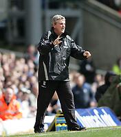 Photo: Lee Earle.<br /> Birmingham City v Chelsea. The Barclays Premiership. 01/04/2006. City manager Steve Bruce.