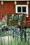 Bike rack, Netherlands.