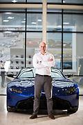 Aston Martin designers shot at the Aston Martin HQ at Gaydon.