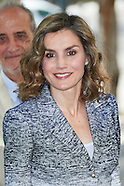 062816 Queen Letiiza attends the course 'Zero Hunger: it is possible'