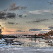 NH Seacoast Winter Scenes