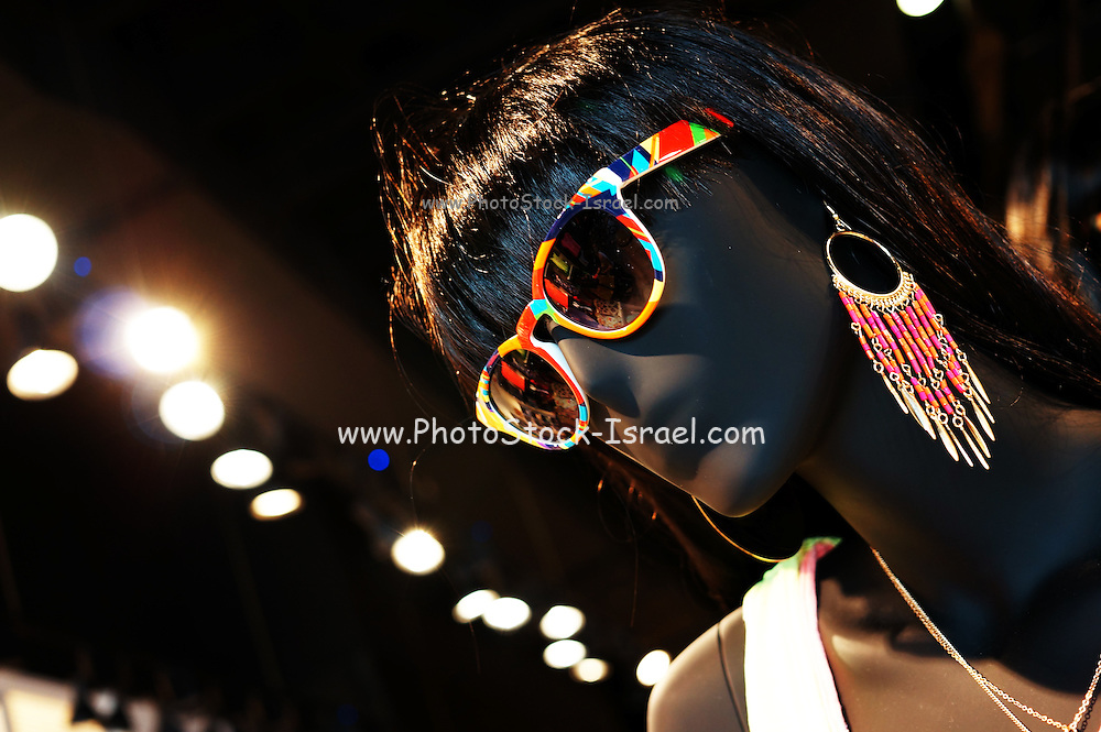 Head of a Fashion Mannequin