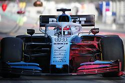 February 28, 2019 - Barcelona, Catalonia, Spain - the Racing Point of Lance Stroll during the Formula 1 test in Barcelona, on 28th February 2019, in Barcelona, Spain. (Credit Image: © Joan Valls/NurPhoto via ZUMA Press)