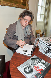MARCO PIERRE WHITE at a lunch hosted by Fortnum & Mason, Piccadilly, London on 29th January 2015 in honour of Marco Pierre White and the publication of White Heat 25.