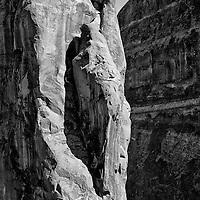"Moab Shoot 2011 35mm Devils Garden ""Madonna in the Rocks"""