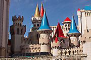 Excalibur casino and resort in Las Vegas, NV.