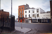 Old Dublin Amature Photos 1999 WITH, The Loft Pub, Massey Bros, Funeral Home, Old amateur photos of Dublin streets churches, cars, lanes, roads, shops schools, hospitals