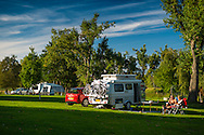 Opatov, Moravia, Czech Republic, September 2015. Camping Vidlak in Opatov is owned by Dutch Jur and Lilian Vinke. Southern Moravia is most famous for its wine,  rolling hills and pretty landscapes. Photo by Frits Meyst / MeystPhoto.com