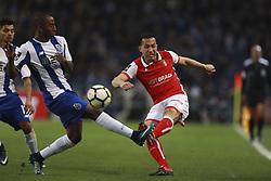 February 5, 2018 - Na - Porto, 02/03/2018 - Futebol Clube do Porto received the Sporting Clube de Braga tonight at Estádio do Dragão, in a game to count towards the 21st day of the I Liga 2017/18. Ricardo Pereira; Jefferson  (Credit Image: © Atlantico Press via ZUMA Wire)