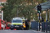 Wembley Park Station Incident