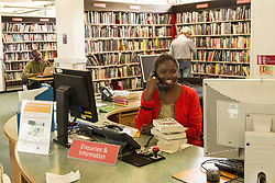 Librarian, London Borough of Haringey, London UK