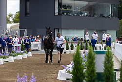 Fry Charlotte, GBR, Everdale, 134<br /> Olympic Games Tokyo 2021<br /> © Hippo Foto - Dirk Caremans<br /> 23/07/2021
