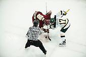 Boston College vs. Vermont Men's Hockey 02/20/16