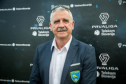 Valter Valencic, president of NK Luka Koper during NZS Draw for season 2016/17, on June 24, 2016 in Brdo pri Kranju, Slovenia. Photo by Vid Ponikvar / Sportida