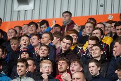 Falkirk 1 v 0 Kilmarnock, Ladbrokes Premiership Play-Off First Leg, played 19/5/2016 at The Falkirk Stadium.