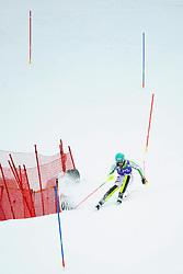 19.01.2014, Maennlichen Jungfrau, Wengen, SUI, FIS Weltcup Ski Alpin, Wengen, Slalom, Herren, im Bild Felix Neureuther (GER) // during mens Slalom of FIS Ski Alpine World Cup at the Maennlichen Jungfrau in Wengen, Switzerland on 2014/01/19. EXPA Pictures © 2014, PhotoCredit: EXPA/ Freshfocus/ Urs Lindt<br /> <br /> *****ATTENTION - for AUT, SLO, CRO, SRB, BIH, MAZ only*****
