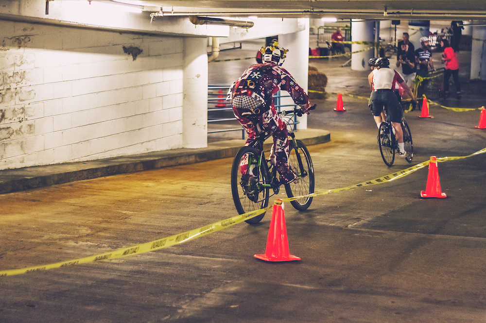 2013 Diamond Derby Crystal City<br /> <br /> The Crystal City Diamond Derby is a unique cycling event that combines speed, and high-energy fun in a cool urban environment, in the center of an underground parking garage. The Crystal City Diamond Derby features a variety of different race formats including a non-competitive open course ride, a head-to-head speed race, a courier-inspired scavenger hunt, team relays, and a special children's course.