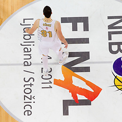 20110419: SLO, Basketball - Final 4 of NLB league, semifinals, KK Union Olimpija vs KK Krka