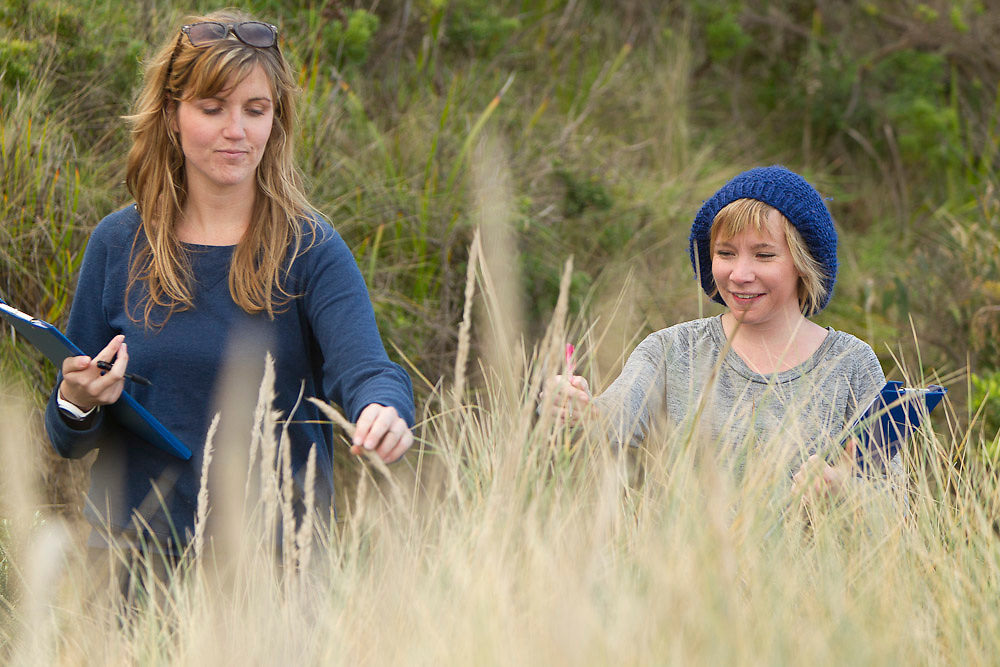 Angelsea, Australia, 6th August 2010: Brave & Jungle Boys Productions  shoot scenes at Angelsea Beach for a TVC  as part of a campaign for Landcare Australia..Photo: Joseph Feil