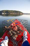 Wescott Bay, San Juan Island, San Juan Islands, Washington State<br />
