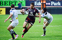 Florian FRITZ / Hugh PYLE - 24.04.2015 - Stade Francais / Stade Toulousain - 23eme journee de Top 14<br />