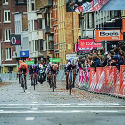 VAN DIJK Ellen ( NED ) – TREK - Segafredo ( TFS ) - USA – Querformat - quer - horizontal - Landscape - Event/Veranstaltung: Liège Bastogne Liège - Category/Kategorie: Cycling - Road Cycling - Elite Women - Elite Men - Location/Ort: Europe – Belgium - Wallonie - Liège - Start: Bastogne-Womens Race - Liège-Mens Race - Finish: Liège - Discipline: Road Cycling - Distance: 257 km - Mens Race - 135 km - Womens Race - Date/Datum: 04.10.2020 – Sunday - Photographer: © Arne Mill - frontalvision.com