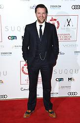 Tom Bennett arriving at the London Film Critics Circle Awards 2017, the May Fair Hotel, London.