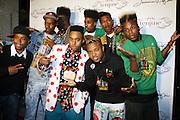 The Retro -Kidz at The Jermaine Dupri Birthday Celebrration held at Tenjune in New York City on September 23, 2008