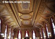 York, PA Historic Site York City, PA, Bank Ceiling Artwork Restoration