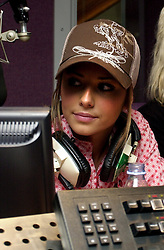 Girls Aloud stop in at Sheffields Local Radio Station Hallam FM for some live chat, before spending the rest of the day relaxing in Sheffield. .In the evening Girls Aloud will perform at Sheffields After Dark Bonfire Festival. the girls stepped in at short notice after Daniel Beddingfield had to cancel his appearance at the event. . .5 November 2004