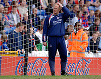Photo: Daniel Hambury.<br />Crystal Palace v Watford. Coca Cola Championship. Play off Semi-Final, First Leg. 06/05/2006.<br />Palace's Iain Dowie.