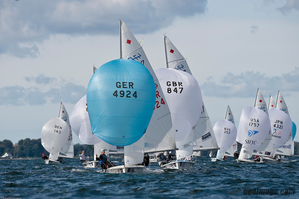 470 World Championship in Denmark Rungsted