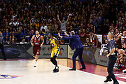 Giuri Marco, De Raffaele Walter<br /> Umana Reyer Venezia vs Fiat Auxilium Torino<br /> Lega Basket Serie A 2018/2019<br /> Venezia, 07/10/2018<br /> Foto M.Brunello/Ag. Ciamillo Castoria