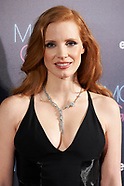 120417 Jessica Chastain 'Molly's Game ' Madrid Premiere