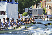 Henley, Great Britain. Temple Challenge Cup. Berks Univ. of California, Berkeley vs.  ICBC.  Henley Royal Regatta. River Thames Henley Reach.  Friday   01/07/2011  [Mandatory Credit Peter Spurrier/ Intersport Images] . HRR