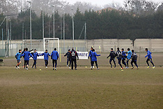 20120124 ALLENAMENTO SPAL 24-01-2012