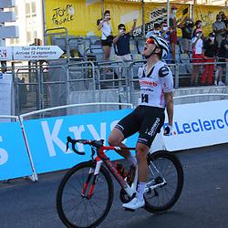 Tour de France 2020<br /> Marc Hirschi (Swiss / Team Sunweb) wins in Lyon