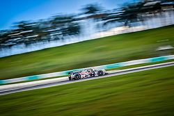 February 22, 2019 - Sepang, MALAISIE - 50 R24 (JPN) LIGIER JS P3 LMP3 KATHERINE LEGGE (GBR) MICHELLE GATING (DEN) MARGOT LAFFITE  (Credit Image: © Panoramic via ZUMA Press)